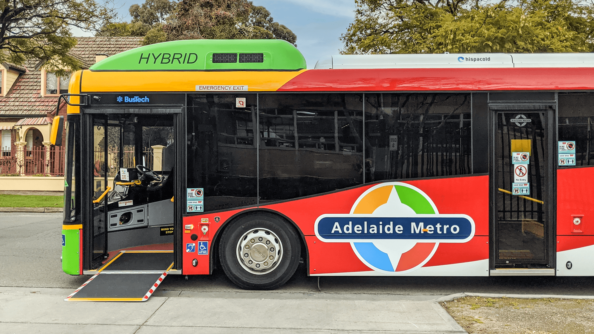 Locally manufactured hybrid school buses driving transition to cleaner public transport for South Australia
